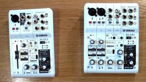 Das Yamaha AG03 und das AG06