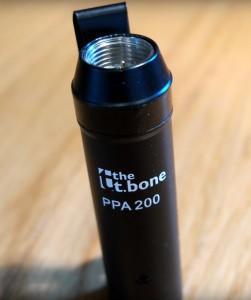 Phantomspeiseadapter the t.bone PPA200 mit Wechselsteckern